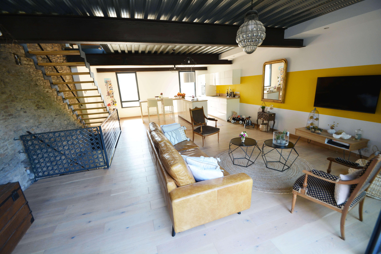 Construction de maison moderne Angers centre ville 45