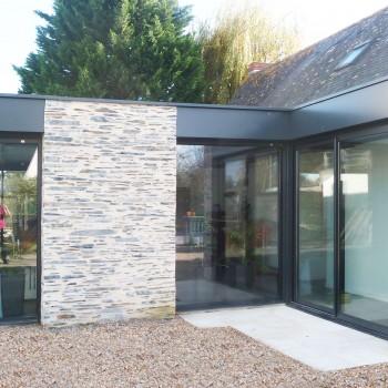 Extension et rénovation de maison à proximité d'Angers 9