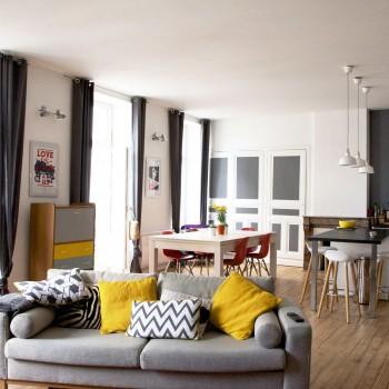 Rénovation d'un appartement au centre ville d'Angers 2