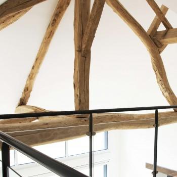 Rénovation d'une longère existante à proximité d'Angers 7