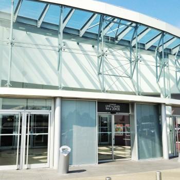 Modification de façades d'un bâtiment industriel à proximité d'Angers 9