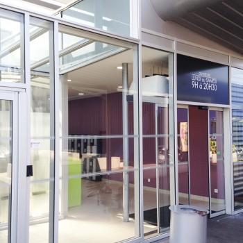Modification de façades d'un bâtiment industriel à proximité d'Angers 3