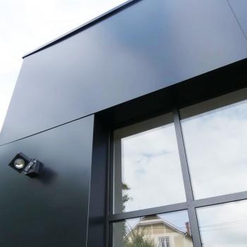 Rénovation maison avec extension type atelier, à Angers 8