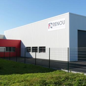 Extension d'un bâtiment industriel à usage d'atelier et de bureaux 6