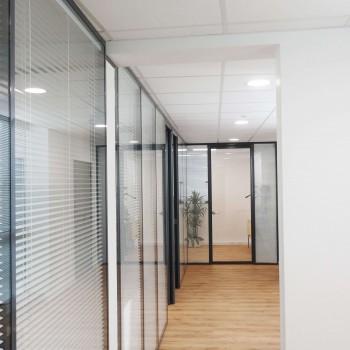 Rénovation d'un plateau de bureaux 5