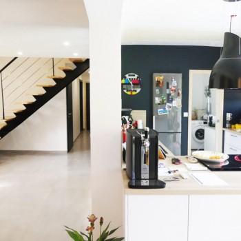 Rénovation d'une maison à proximité d'Angers 5