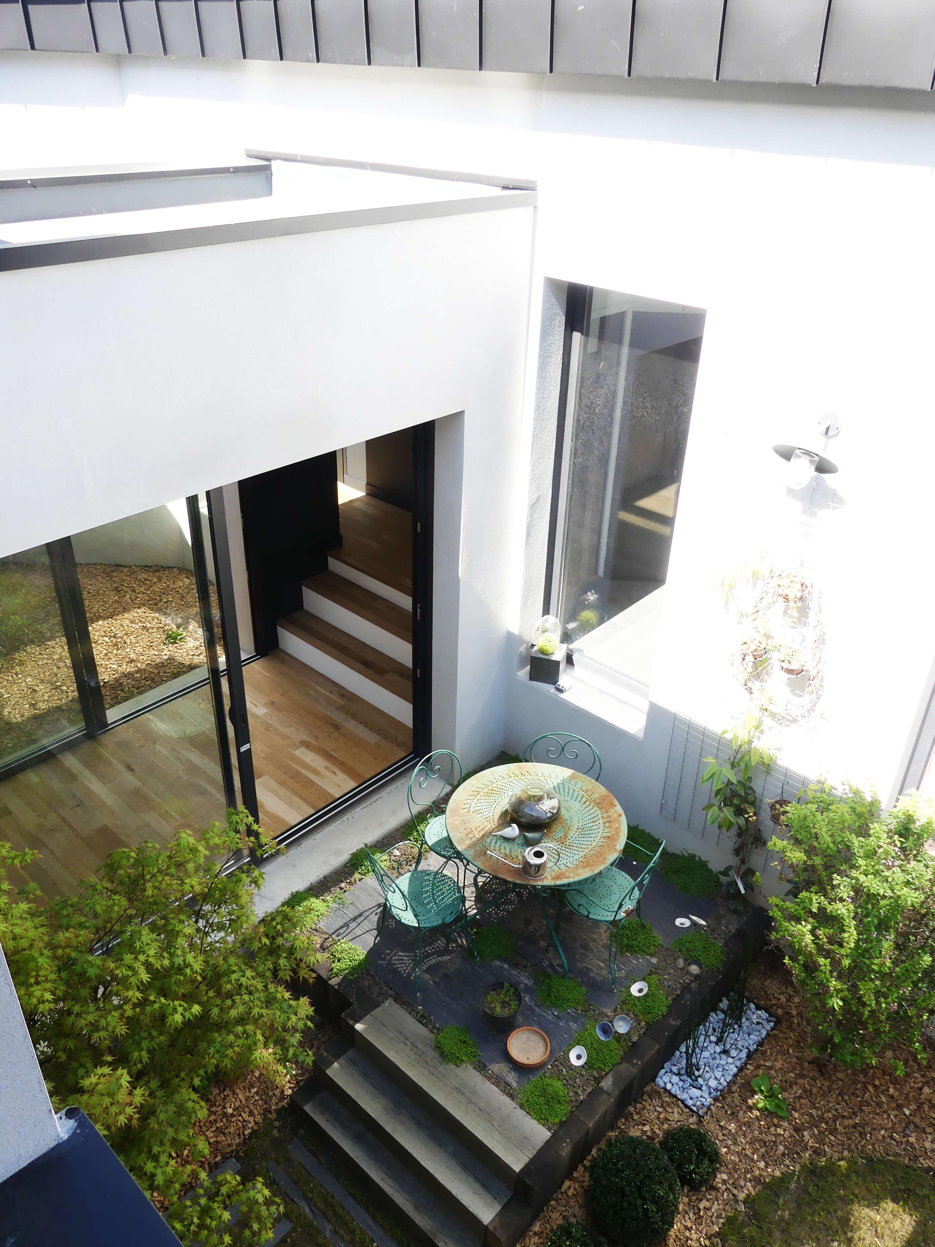 Construction maison moderne à proximité d'Angers 9