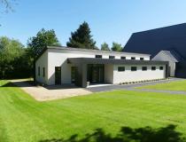 Extension d'une salle de sport en Mayenne – Moderne