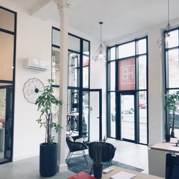 Rénovation de bureaux au centre ville d'Angers 10