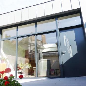 Rénovation et extension de maison en centre ville d'Angers 13