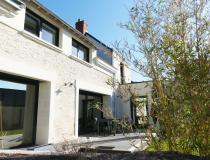 Rénovation maison avec extension sur jardin, à proximité d'Angers
